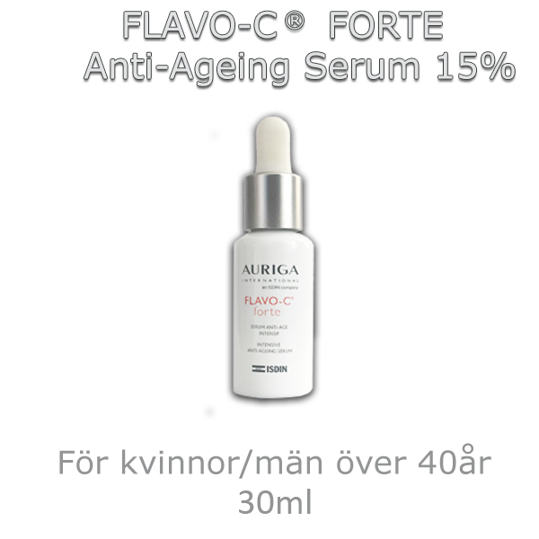 C Vitamin Serum - Flavo C Forte Anti Ageing Serum